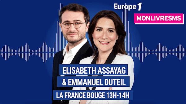 MonLivreSMS - Europe 1