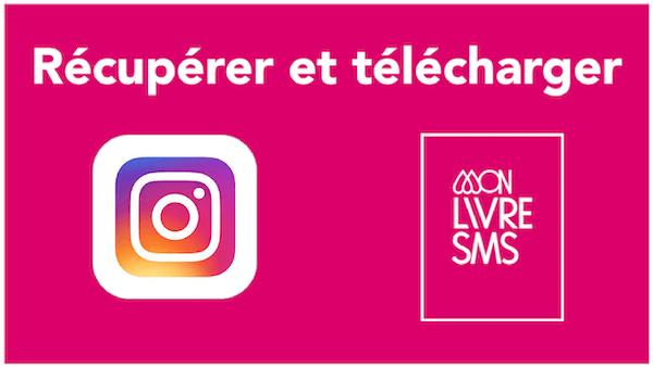 télécharger-instagram récuperer